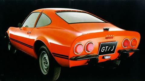 1973 opel gt parts