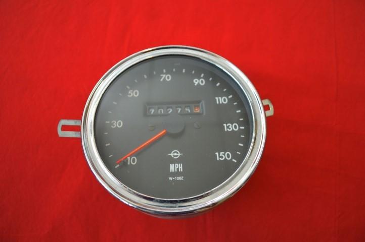 speedometer miles suselbeek opel gt parts shop rh opelgtparts com