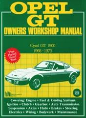 Workshop Manual englisch