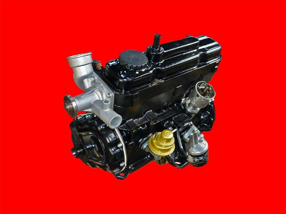 Motor GT1100 im Tausch