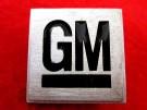 GM Emblem für Tankblech