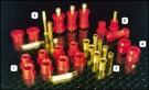 Polybuchsenssatz für V-Achse (8) bis
