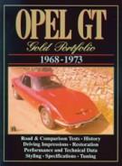 Opel GT 68-73 Gold Portfolio
