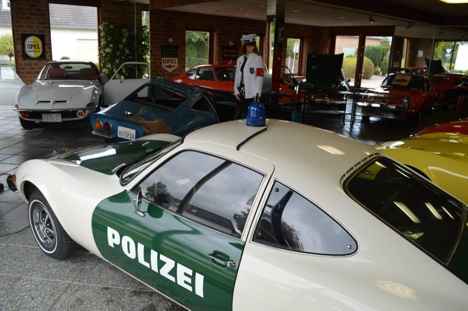 Polizei GT - Suselbeek opelgtparts.com - Suselbeek Opel GT ...