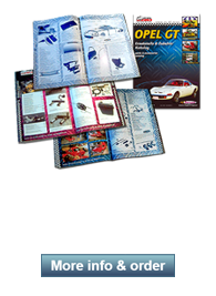 Order the Opel GT Parts catalog here