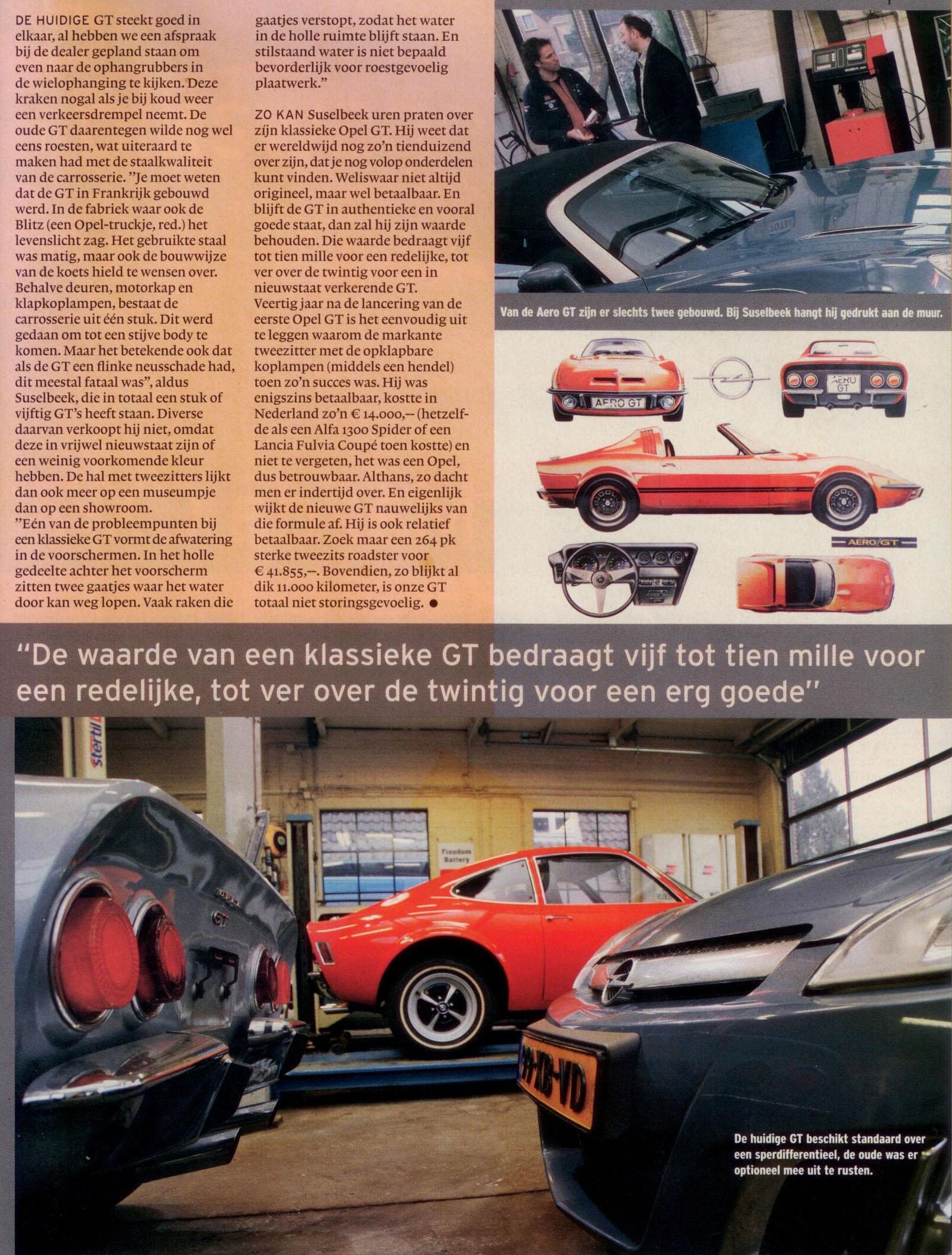 waarde klassieke auto
