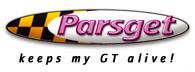 Parsget Opel GT Parts Logo