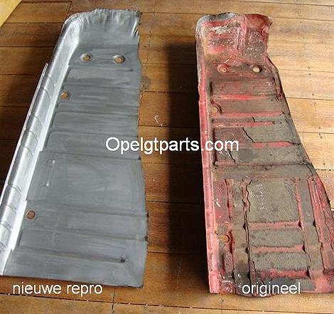 blech-nachfertigungen - suselbeek opel gt parts shop