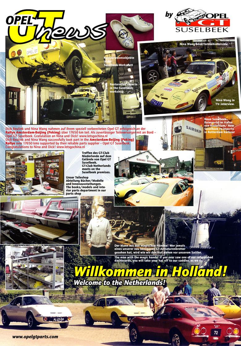 Opel GT News 2
